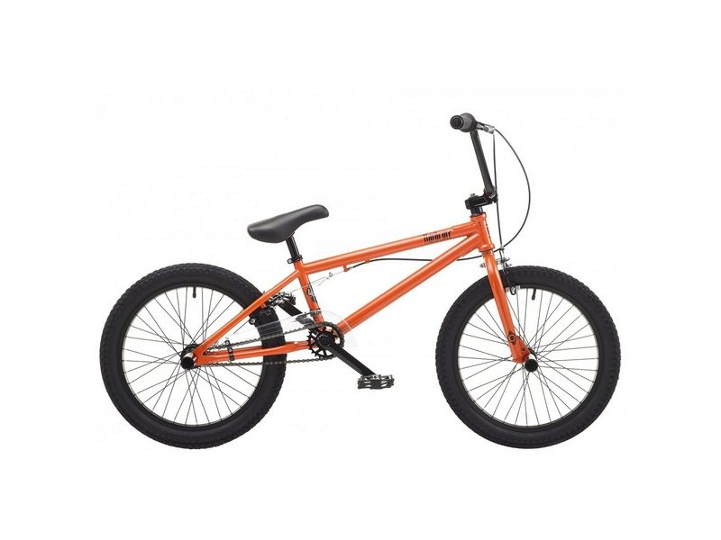 Rooster Hardcore 9.75″ Frame 20″ Wheel Boys BMX Bike Metallic Orange (RS171)