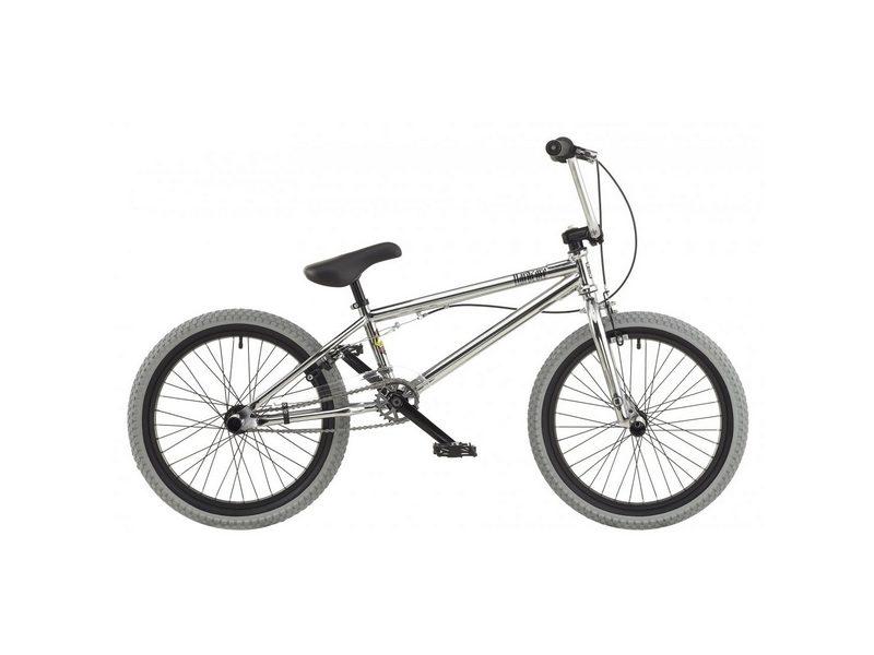 Rooster Hardcore 9.75″ Frame 20″ Wheel Boys BMX Bike Chrome (RS173)