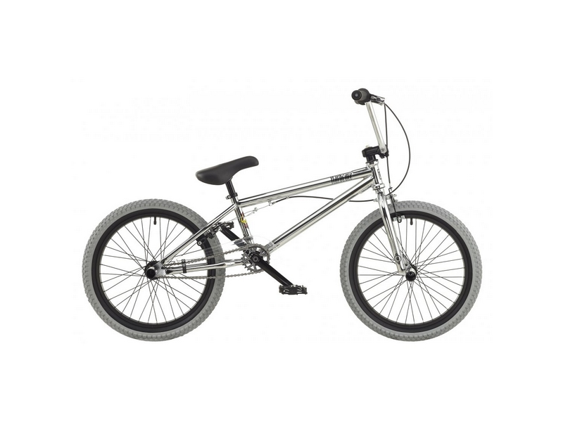 Rooster Hardcore 9.75″ Frame 20″ Wheel Boys BMX Bike Chrome (RS173)
