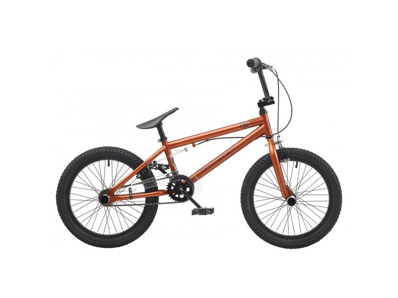 Rooster Core 9.25″ Frame 18″ Wheel Boys BMX Bike Matt Copper (RS167)