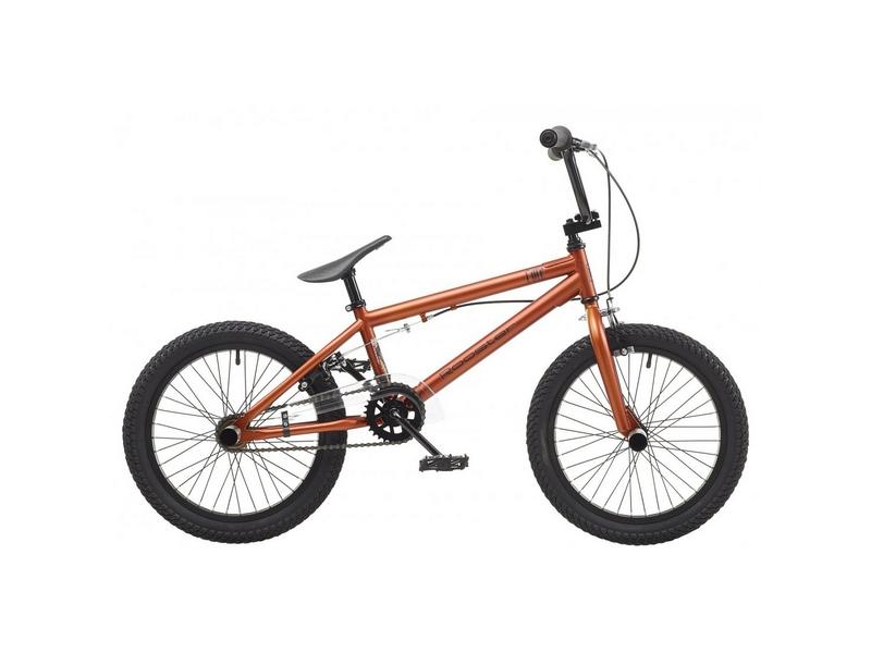 Rooster Core 9.25″ Frame 18″ Wheel Boys BMX Bike Matt Copper (RS167)