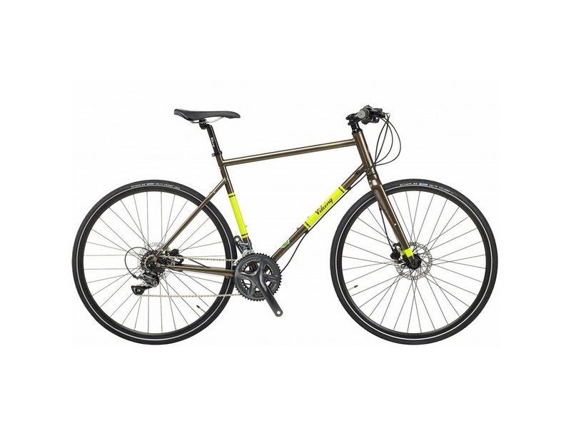 Viking Pro Touring Master 57cm Gents 700c Wheel Hybrid Bike (VP009)