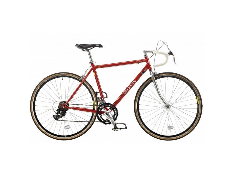 Viking Retro Roadie 53cm Gents 700c Wheel Road Bike (VP019)