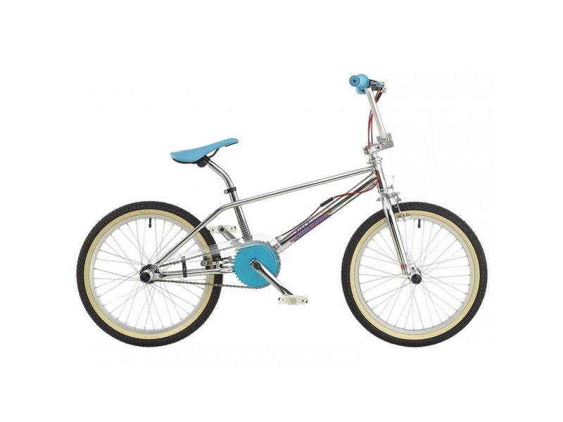 Rooster Unknown Spoke 20″ Wheel Boys BMX Bike Chrome (RS177)