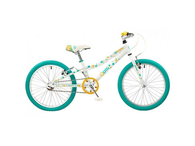 De Novo Dotti-20 Girls 20″ Wheel Mountain Bike (DN014)