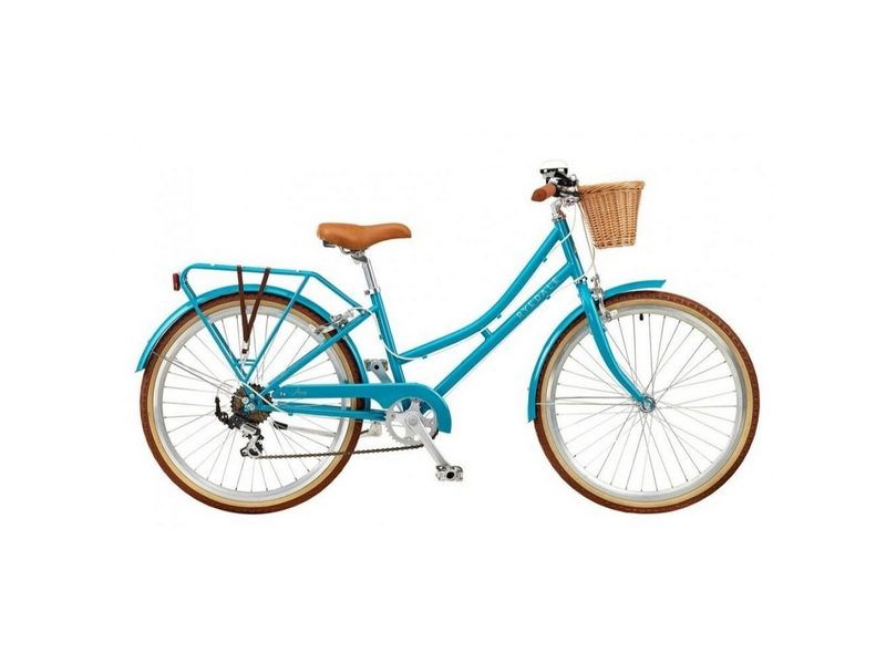 Ryedale Peony 24″ Wheel 7 Speed Girls Heritage Bike 14″ (RYD065)