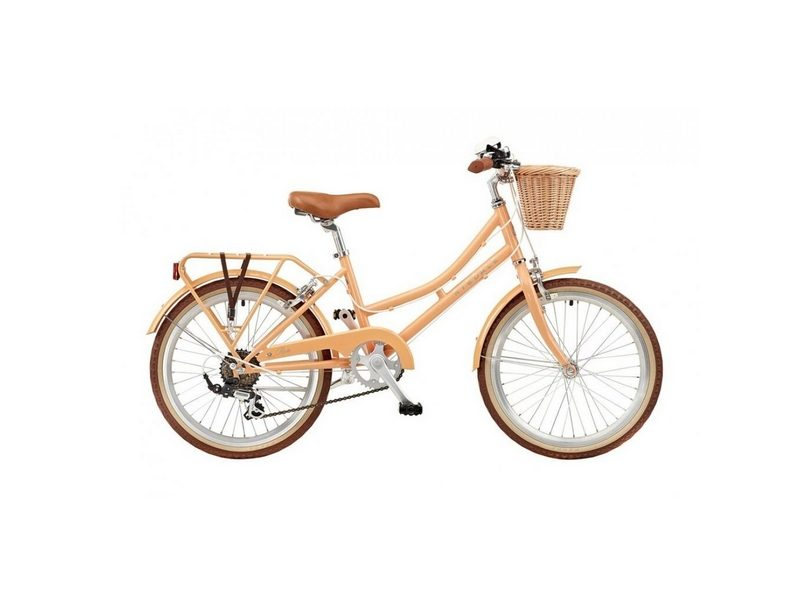 Ryedale Rose 20″ Wheel 7 Speed Girls Heritage Bike 12″ (RYD064)