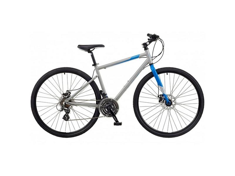 Viking Urban-S 18″ Gents Hybrid Bike (VN502)