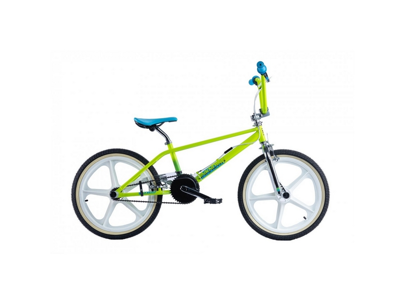 Rooster Unknown Mag 20″ Wheel Boys BMX Bike Green (RS175)