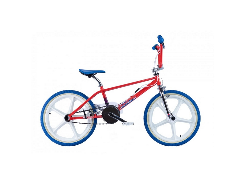Rooster Unknown Mag 20″ Wheel Boys BMX Bike Red (RS174)