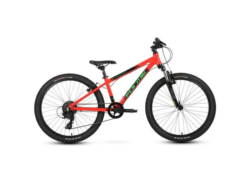 Forme Curbar 24 Mountain Bike Boys Red