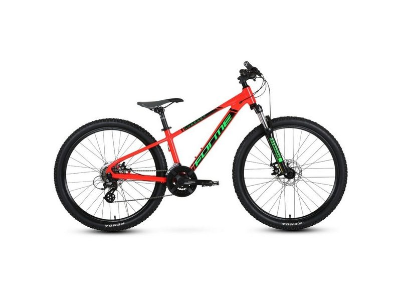Forme Curbar 26 Mountain Bike 13″ Red