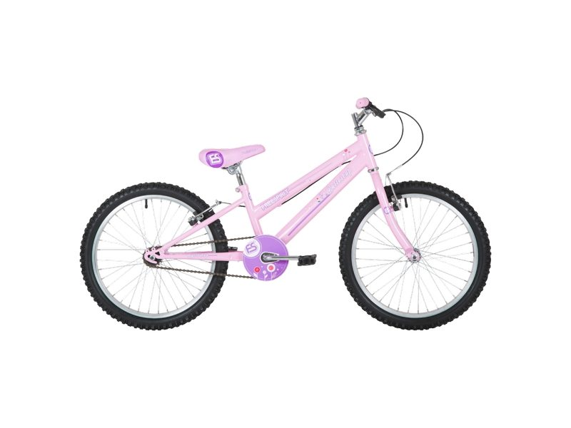 Freespirit Buttercup Junior 20″ MTB Bike Pink
