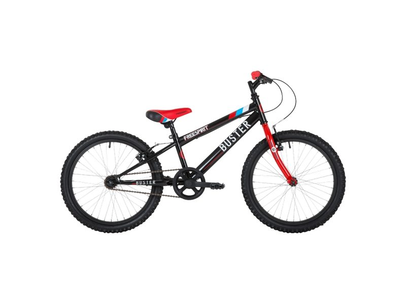 Freespirit Buster Junior Bike Black/Red