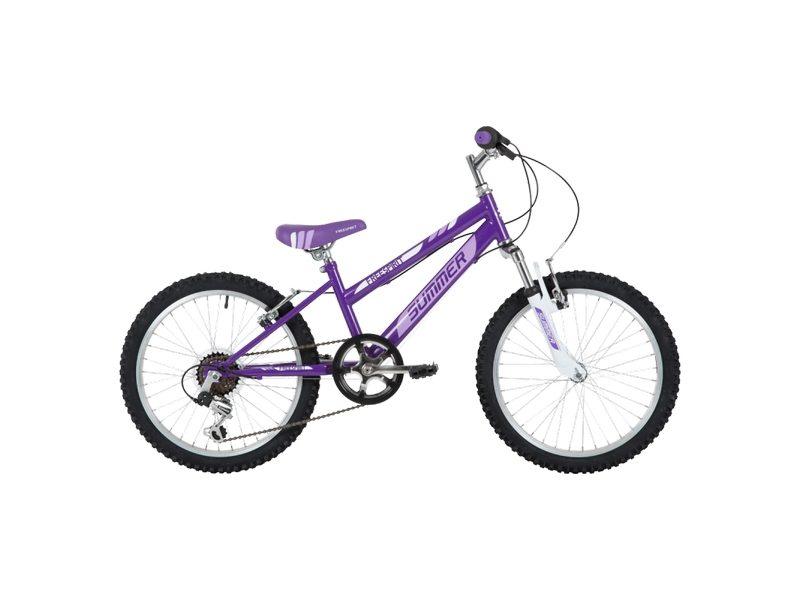 Freespirit Summer Junior Bike Purple