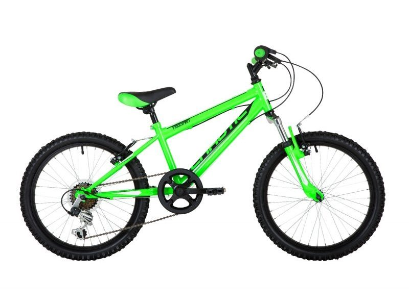 Freespirit Chaotic Junior Bike Green