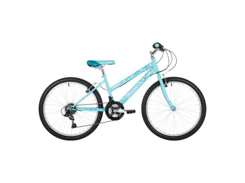 Freespirit Trouble Junior 24″ MTB Bike Turquoise