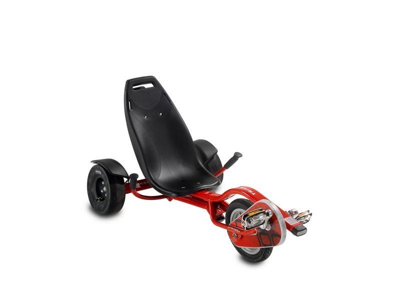 EXIT Pro 100 Triker – Red/black