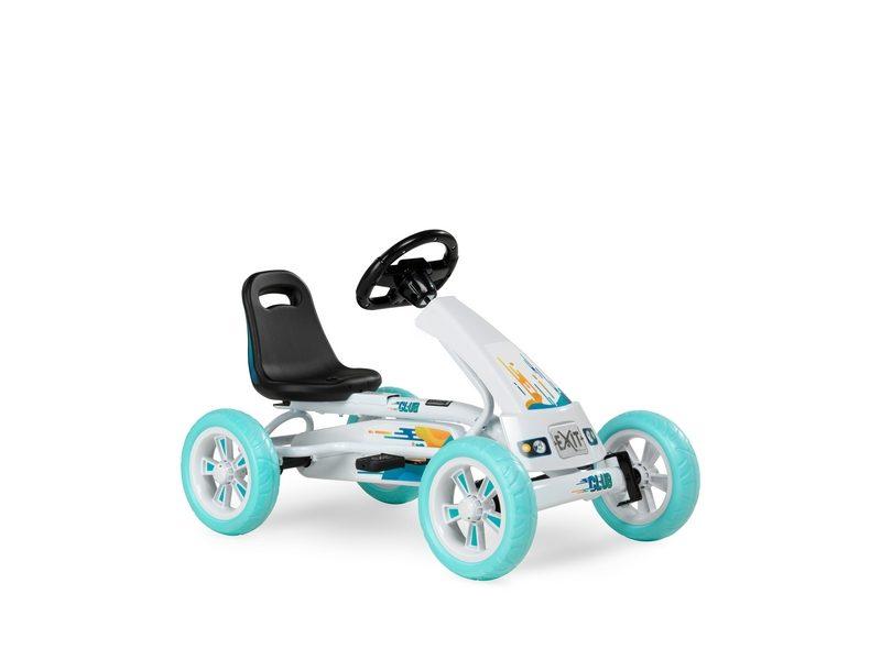EXIT Foxy Club Go-kart – White
