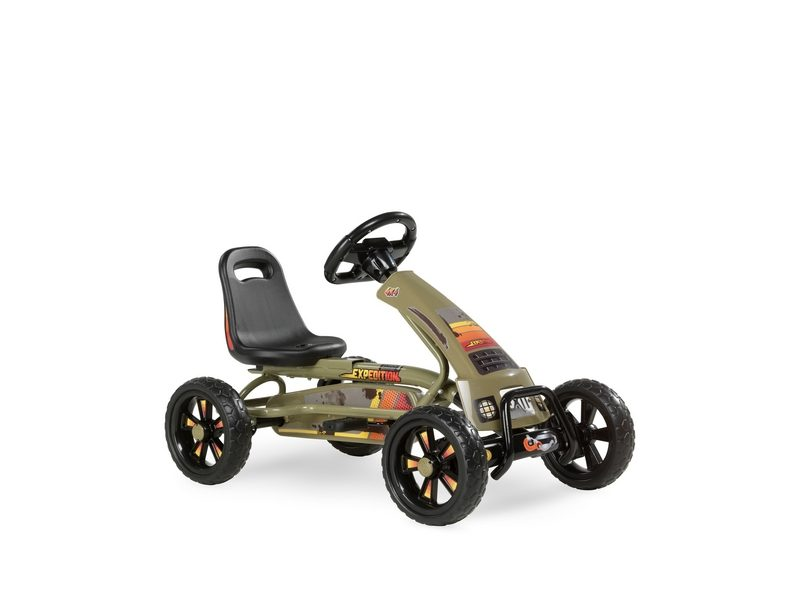EXIT Foxy Expedition Go-kart – Darkgreen