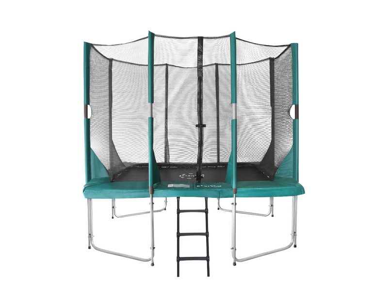 Etan Hi-Flyer Trampoline With Enclosure 310 X 232 Cm / 1075 Green