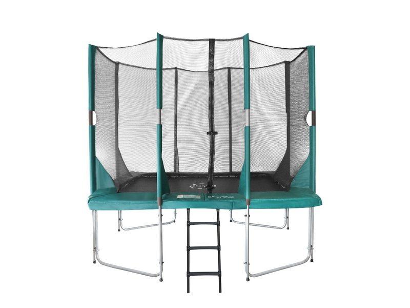 Etan Hi-Flyer Trampoline With Enclosure 310 X 232 Cm / 1075 Green