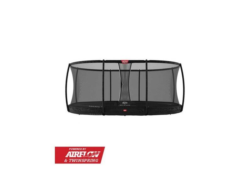 BERG Grand Champion – InGround + Safety Net Deluxe