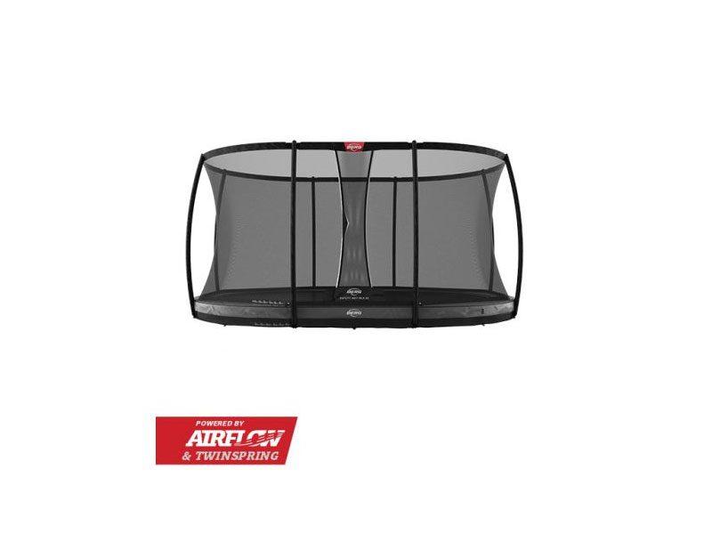 BERG Grand Elite – InGround + Safety Net Deluxe