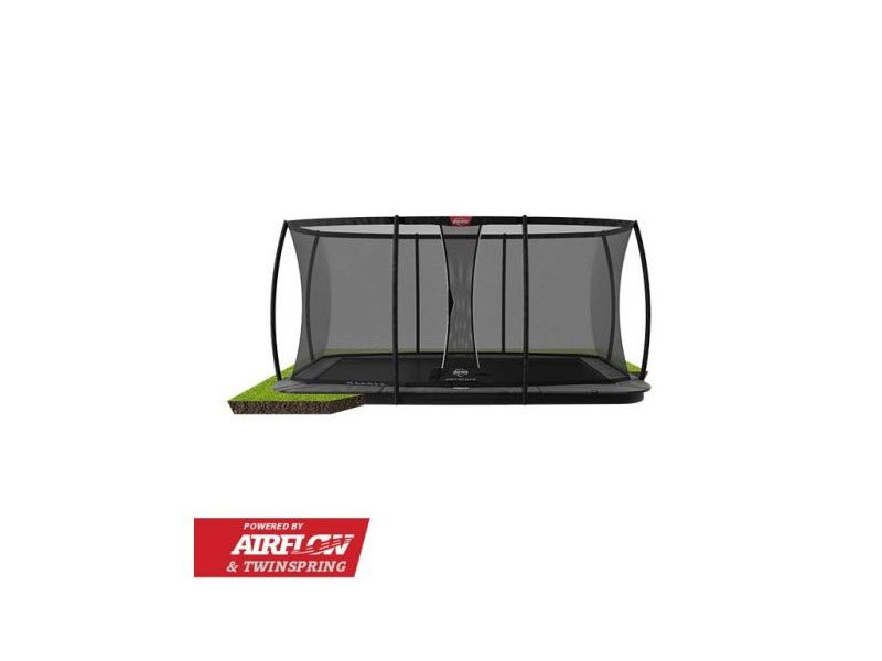 BERG Ultim Champion – FlatGround + Safety Net Deluxe XL