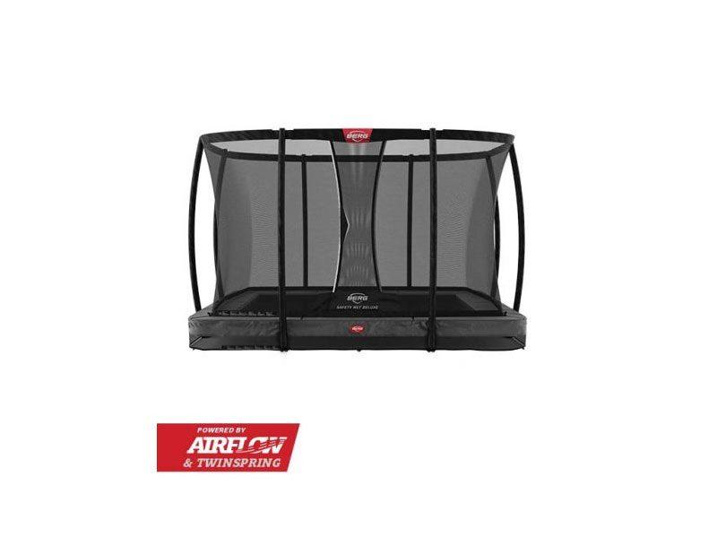BERG Ultim Champion – InGround + Safety Net Deluxe